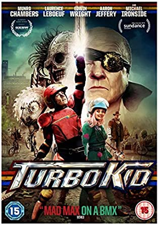 Turbo Kid [DVD] by Munro Chambers
