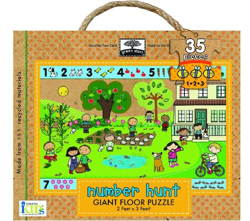 green-start-giant-floor-puzzles-number-hunt-35-piece-floor-puzzles-made-of-98-recycled-materials