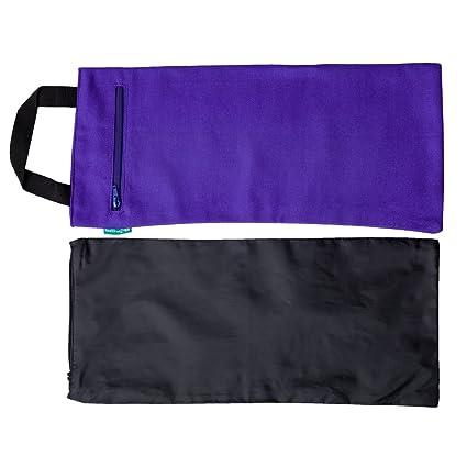 Bolsas de yoga | Bolsa doble con bolsa interior resistente ...