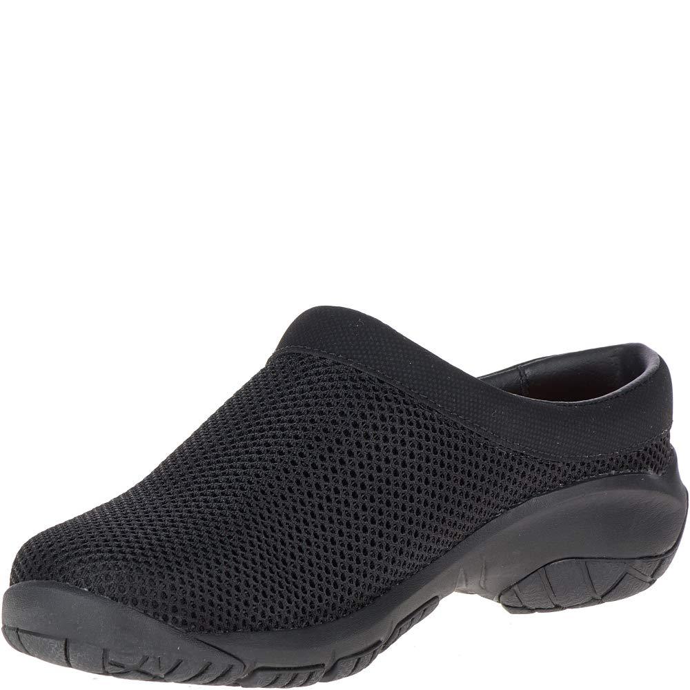 Merrell Womens Encore Breeze 3 Slip-on Shoe US, Black II 8 B M