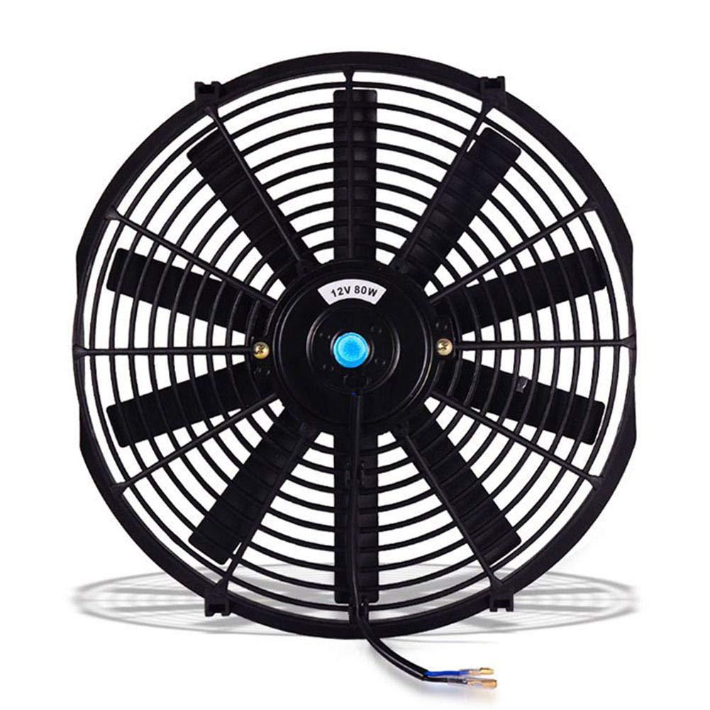 12 Pollici Intero Sistema di climatizzazione del radiatore a Baia Sistema di Raffreddamento e Trasmissione dellolio Elettroventola