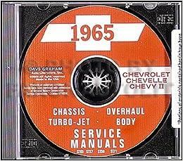 1965 chevrolet impala repair manual