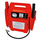 Carpoint Car Battery Jumpstarter with Air Compressor 12 V