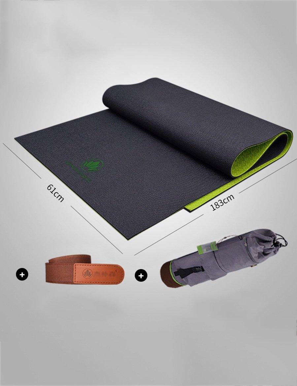PVC Gleitschutz Federung Sprungauflage Yogamatte, Farbe wahlweise freigestellt