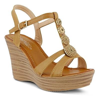 Womens Sandals PATRIZIA Lansing Camel