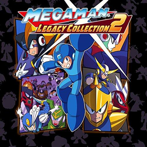 Mega Man Legacy Collection 2 - PS4