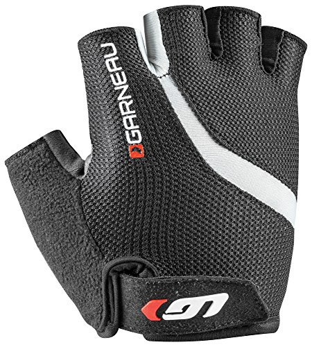 Louis Garneau Women's Biogel RX-V Bike Gloves, Black, Large