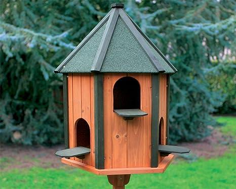 FINCA CASAREJO Palomar Ramier - Caseta Exterior para Palomas y Otros pájaros
