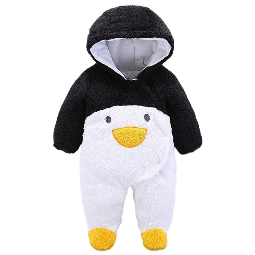 Tueenhuge B075VQ1MLH SHIRT month ベビーボーイズ 0-3 0-3 month Black Penguin B075VQ1MLH, 栖本町:a26c32ba --- sharoshka.org