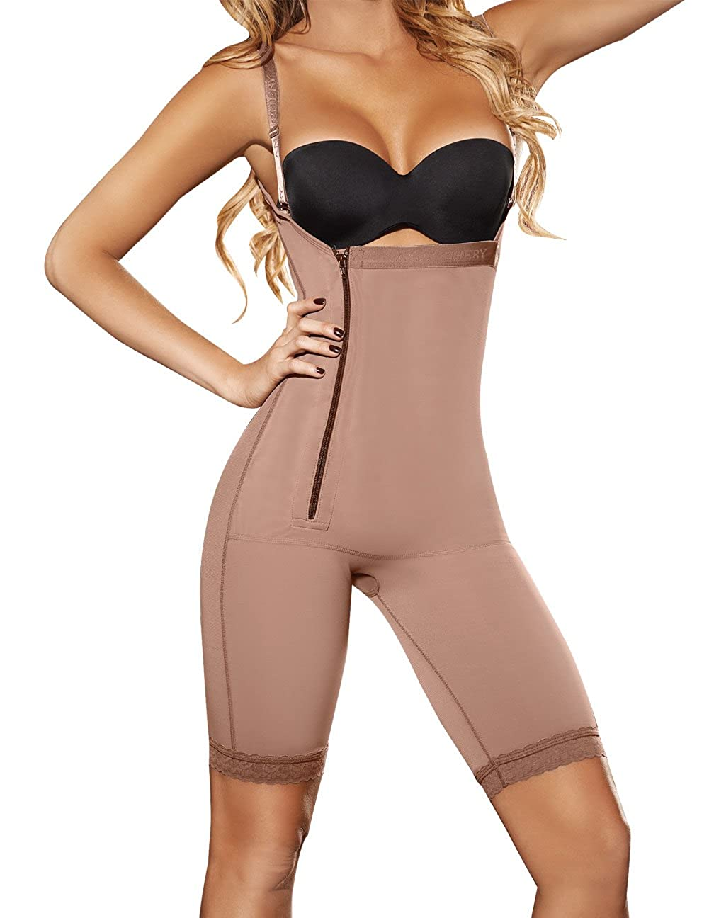 e924e26dc950d Ann Chery Women s Powernet Angelina Shapewear at Amazon Women s Clothing  store