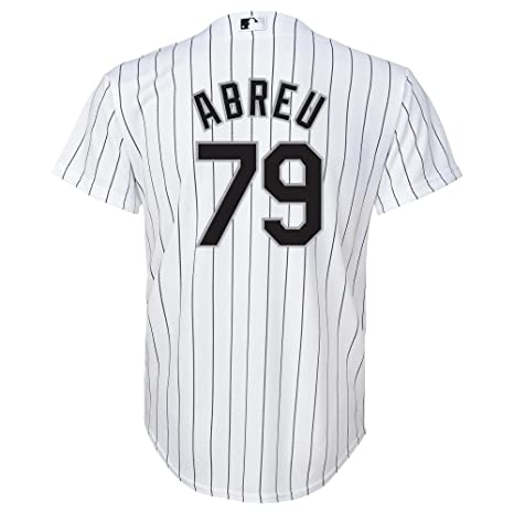 9e9e4a6dc Image Unavailable. Image not available for. Color  Majestic Chicago White  Sox Youth Jose Abreu Home Replica Jersey ...