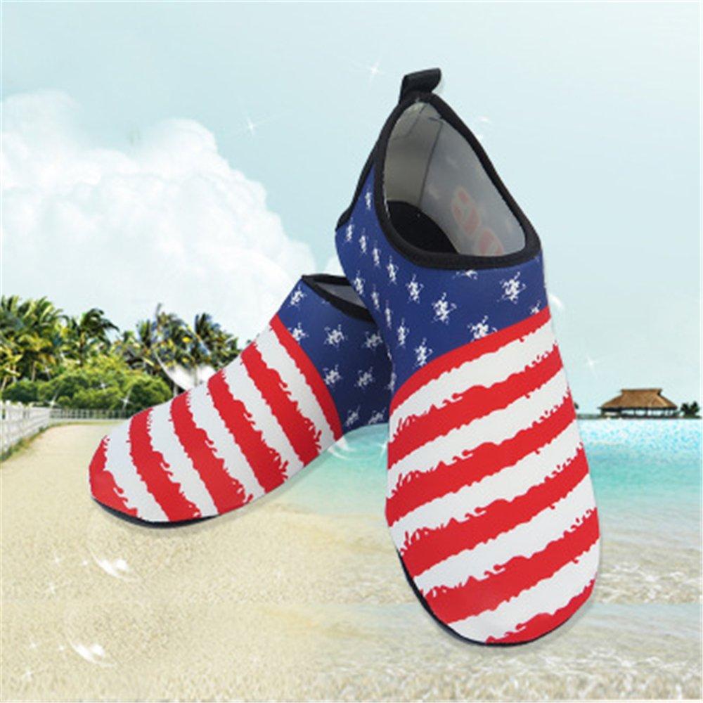 IINFINE Boys Girls Water Shoes Swim Shoes Quick Drying Barefoot Aqua Socks
