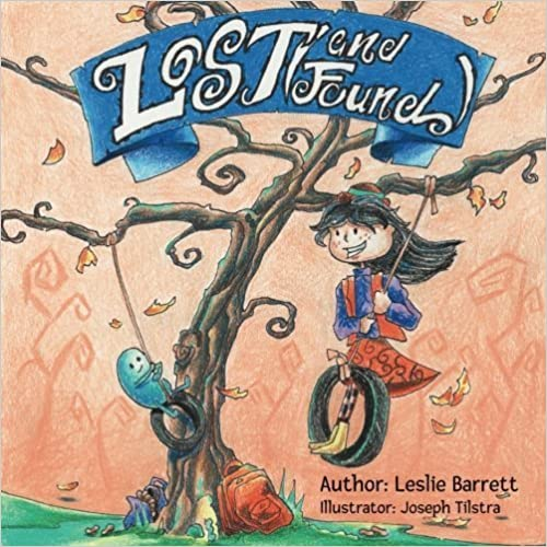 Book Lost (and Found) by Leslie Barrett (2016-04-05)