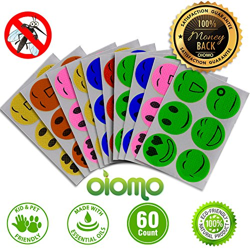 Mosquito Repellant Stickers
