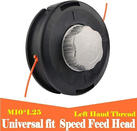 LuckyHH 539137 Tap and Go - Cabezal Universal para desbrozadora ...