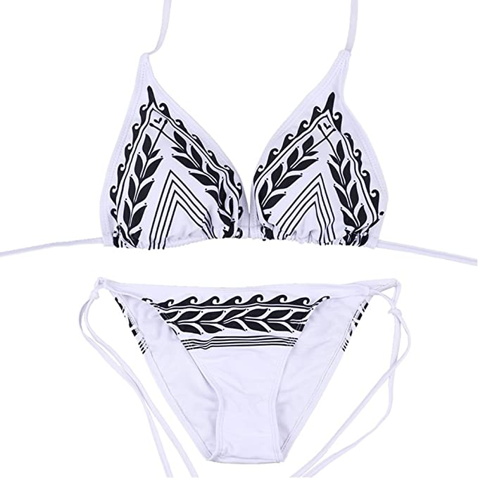 Samgu Bañadores Ropa De Baño Bikinis Traje De Baño Mujer Vestidos De Baño   Amazon.es  Ropa y accesorios a4062b0cc81e
