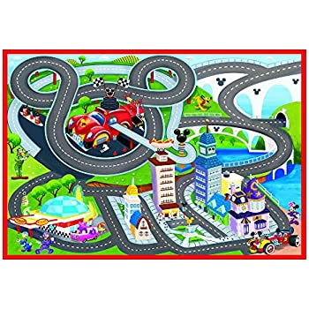 Amazon Com Disney Mickey Mouse Clubhouse Rug Hd Digital