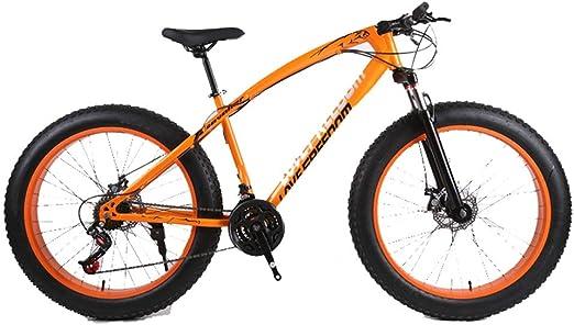 OVO La Grasa de Bicicletas, de 26 Pulgadas Bicicleta de montaña a ...