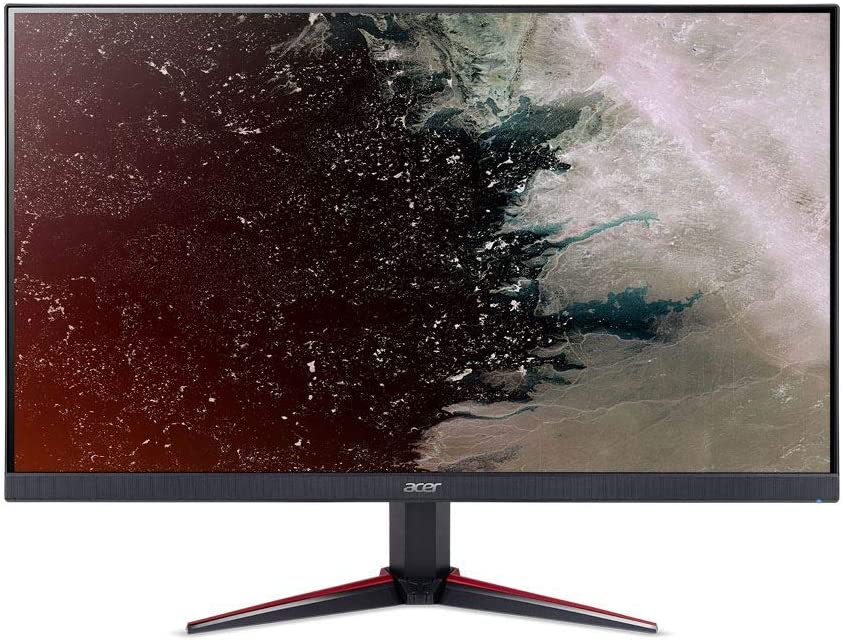 "Acer Nitro VG0-27"" Monitor Full HD 1920x1080 16:9 165Hz 2ms GTG IPS 250 Nit (Renewed)"