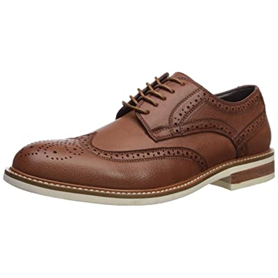 Unlisted by Kenneth Cole Men's Jimmie Wing Tip Lace Up C Oxford | Oxfords
