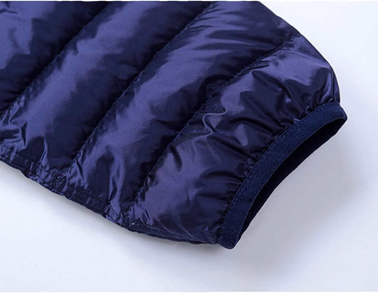 Nidicus Men Reversible Quilted Down Coat Ultralight Packable Puffer Jacket
