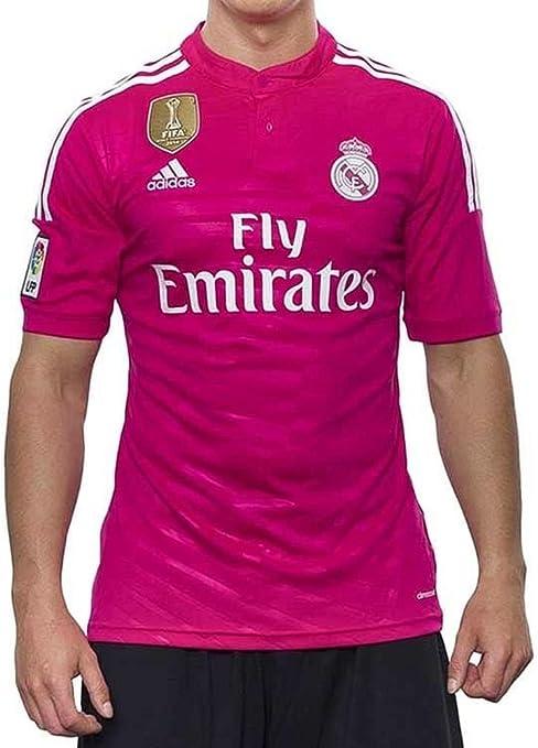 Adidas Real Madrid C.F. Camiseta de fútbol, XXL: Amazon.es ...