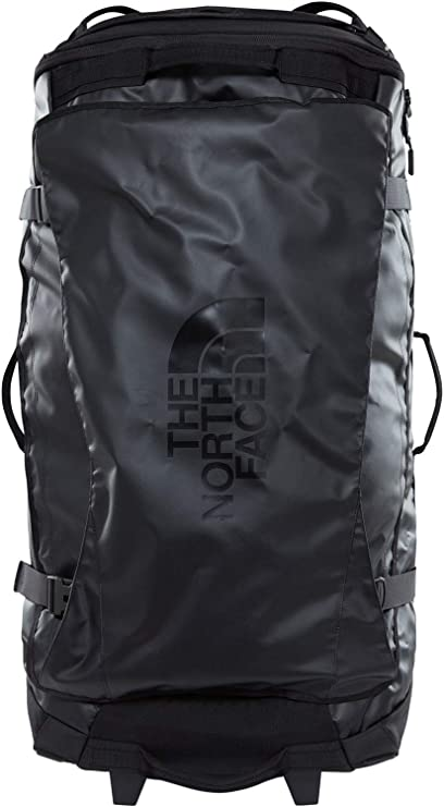 8a9ef5a2b The North Face Maleta Suitcase, 91 cm, 155 liters, Black (Negro). Roll ...