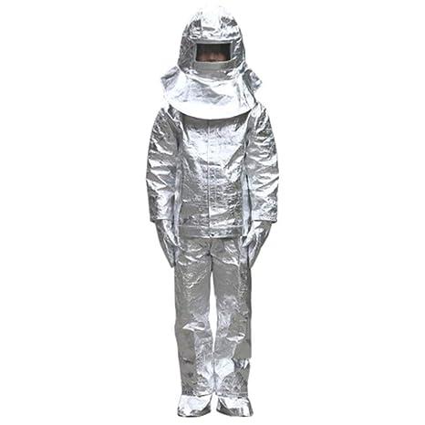 Papel de Aluminio Fuego Ropa Protegida, 500 Grado térmica ...