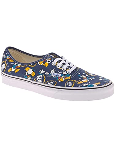 7bbe8ad14f868e Vans Sneaker Men Authentic Disney Sneakers  Amazon.co.uk  Shoes   Bags