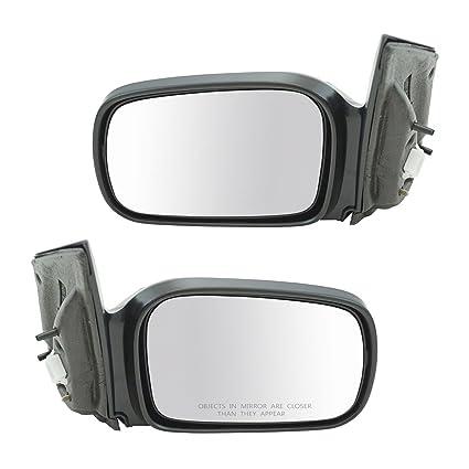 Mazda 3 Mazda3 04-09  Power Side View Door Mirror Lh