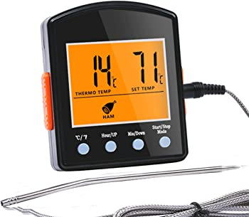 Hotloop Digital Thermometer with Timer Mode