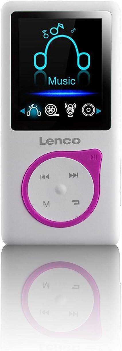 Lenco Mp3 Player Xemio 668 Mp3 Mp4 Player 8 Gb Micro Elektronik