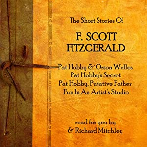 F Scott Fitzgerald: The Pat Hobby Stories Audiobook