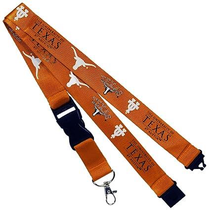 Amazon.com: Jenkins Enterprises Texas Longhorns - Llavero ...