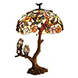 Amazon Price History for:Chloe Lighting CH19B441DT 3 Light Birds Harmony Table Lamp