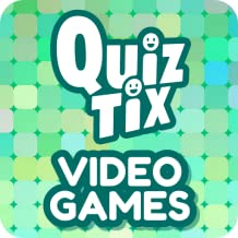QuizTix: Video Games Quiz