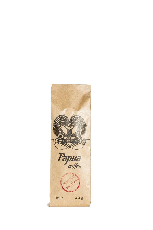 Papua Cinnamon Coffee (16oz)