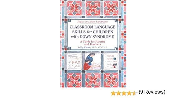 Amazon.com: Classroom Language Skills for Children with Down ...