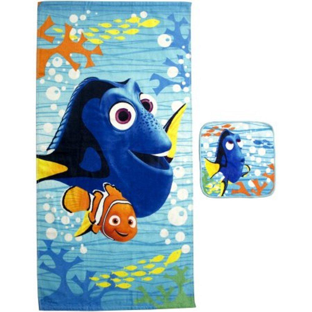 Disney Disney Finding Dory 2-Piece Bath Set jay franco
