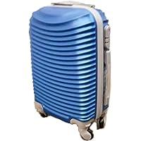 SLmilano Trolley valigia 55cm bagaglio a mano ABS 40L 2.4kg super leggera