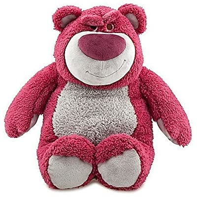 ?Lotso'S Tummy Smells Like Strawberries - Disney / Pixar Toy Story 3 Exclusive 15 Inch Deluxe Plush Figure Lots O Lotso Huggin Bear
