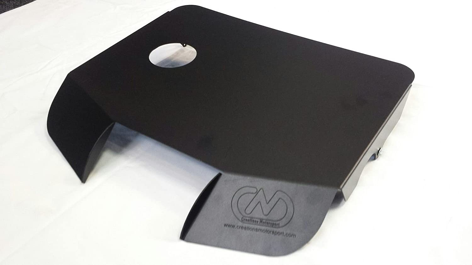 Engine Cover For Induction Kit - None Writing- AL0103 CREATIONS