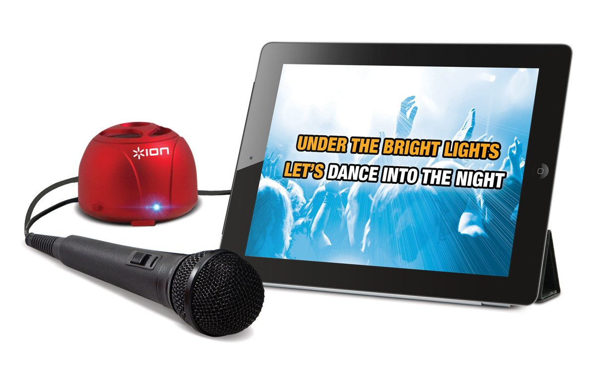 Karaoke2go for Tablets Phone and Computers Ion ISP11