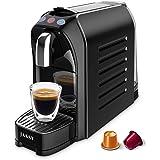 Mini Espresso Coffee Maker Cappuccino Capsule Brewer Compatible with Original Nespresso,Fast Brewing with 19 Bar Power Pump,P