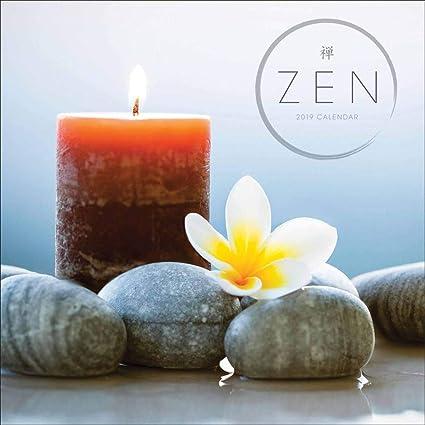 Calendario 2019 Zen (crsel) - Yoga - bien etre