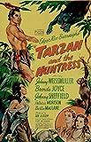 Tarzan and the Huntress, Johnny Weissmuller, Johnny Sheffield, Brenda Joyce, 1947 - Premium Movie Poster Reprint 16
