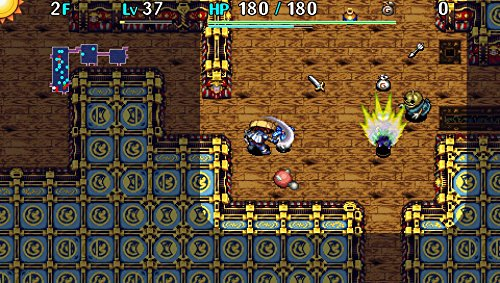 Shiren The Wanderer: The Tower of Fortune and the Dice of Fate - PlayStation Vita by Aksys (Image #5)