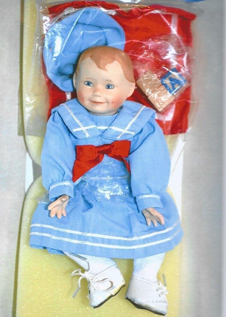 """Amanda Ashton Drake Porcelain 6 """" Doll – # 92038   B07BNZ6JXK"""