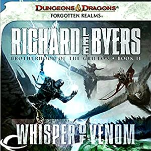 Whisper of Venom Audiobook