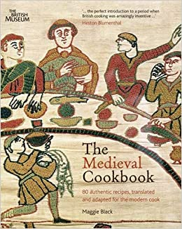 Book The Medieval Cookbook